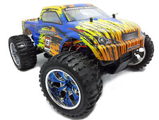 AUTO ELETTRICA BRUSHLESS RADIOCOMANDATA 2.4GHZ MONSTER EMXT-1 LIPO 1:10 RTR 4WD