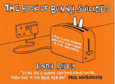 """The Book of Bunny Suicides, Andy Riley, """"AS NEW"""" Book"""