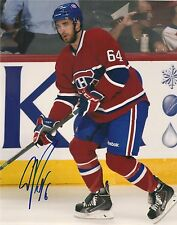GREG PATERYN *SIGNED* MONTREAL CANADIENS 8X10 *PHOTO* COA!!