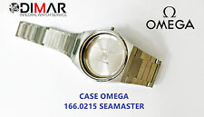 CASSA/CASE  ORIGINAL OMEGA 166.0215 SEAMASTER  Case 35mm  SENZA CRISTALLO