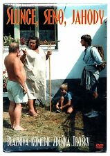 Slunce Seno Jahody / Slunce Seno Erotika / Slunce Seno a Par Facek 3 x DVD Set