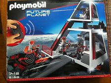 Playmobil Future Planet bundle - Dark Ranger Space Station and vehicle 5153&5154
