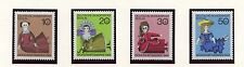 STAMP / TIMBRE GERMANY / ALLEMAGNE BERLIN / N° 297/300 ** BIENFAISANCE