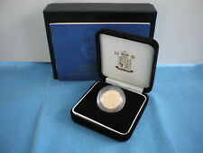 2005 Royal Nuovo di zecca in oro proof Sovereign Regno Unito-con box & COA