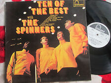 The Spinners Ten Of The Best With The Spinners Fontana UK Vinyl LP Album
