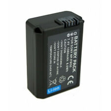 4X1080mAh NP-FW50 Battery for Sony NEX-5,NEX-3,NEX3,NEX5 Camera