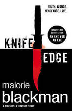 KNIFE EDGE / NOUGHTS AND CROSSES BOOK 2 / MALORIE BLACKMAN 9780552548922