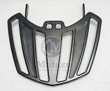 Black Aftermarket Billet Luggage Rack for Victory Cross Country Road 2010 - 2014