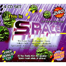 This Is Space - The Space Daze Trilogy Various Artists Audio CD