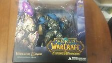 World Of Warcraft Deluxe Collector Action Figure Vindicator Maraad WOW Movie