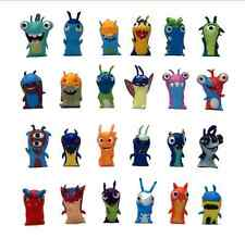 Lot 24pcs Slugterra Action Figures PVC Toys Burpy Bludgeon Slugs Kids' Gift