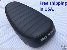 Honda Trail 70 CT70 CT 70 69-71 Best Quality New  Seat Saddle - Complete Seat