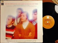 The Brothers Four LP - The Great Songs Our Times - Harmony H 31505