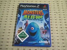 Monster vs. Aliens für Playstation 2 PS2 PS 2 *OVP*
