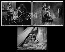 BORIS BILINSKY 3 Photos Mille et Deuxième ALBATROS Mosjoukine VOLKOFF Pathé 1933