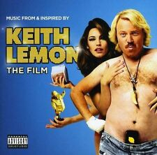 Keith Lemon (Original Soundtrack) (2xCD) NEW Olly Murs One Direction Labrinth