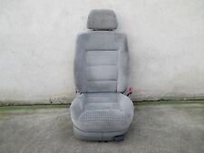 VELOUR Beifahrersitz VW Passat 3BG Ausstattung Sitz vorne hellgrau