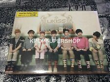 U-KISS Mini Vol.5 - Bran New KISS CD Photobook Great Cond. UKISS Ultra RARE OOP