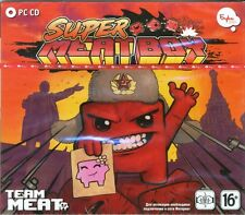 Super Meat Boy | PC CD RUSSIAN
