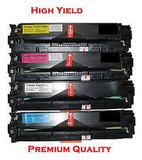 4PK Toner CE410X CE411A CE412A CE413A For HP305A,305X  Pro400 M451 M475 CE410A