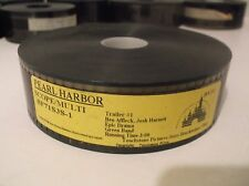 Walt Disney's: PEARL HARBOR (2001) 35mm Movie Trailer #1 Film Ben Affleck WW2