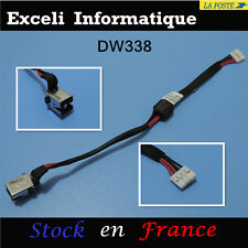 Connector Alimentation Dc Power Jack Cable dw338 TOSHIBA SATELLITE P870-303