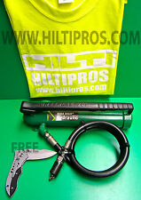 GREENLEE 767 HYDRAULIC HAND PUMP- EXCELLENT CONDITION, FREE EXTRAS,FAST SHIPPING