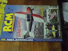 6µ?§ Revue RCM n°293 Plan encarte Robin DR 221 / Easy Glider DR 400 ARF Spirale