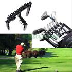 Golf Bag Iron Club Holder Stacker Organizer | Holds 9 Irons Above Bag Durable