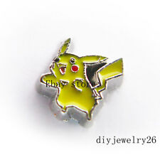 10pcs rabbit Floating Charms For living memory Locket Free shipping FC1131
