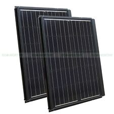ECO 180W 2×90W 12V Mono Solar Panel for  Home Off Grid System RV Caravan