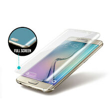 Premium Fully Invisible Curved TPU Screen Protector For Samsung Galaxy S6 EDGE