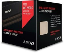 AMD A10-7890K Quad Core 4.1GHz FM2+ 4MB Cache 95W TDP CPU Processor