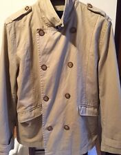STYLISH & EXCELLENT Asos Men's Light Tan XL Light Casual Jacket FREE P&P
