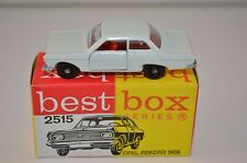 Bestbox Best Box 2515 Opel Rekord perfect mint in box super model