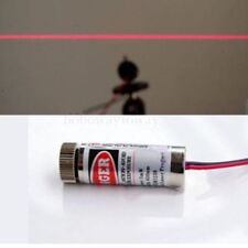 "RED Laser Diode Module 5mw 135mm 0.54"" Focusable Lens Straightly Line 650nm 3~6V"