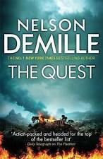 The Quest by Nelson DeMille (Paperback, 2013)
