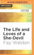 The Life and Loves of a She-Devil by Fay Weldon (2016, MP3 CD, Unabridged)