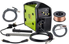 150 Amp MIG/Arc/Stick/Flux Cored Wire 2IN1 DC Inverter Welder 115/230V Welding