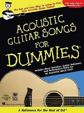 Acoustic Guitar Songs for Dummies by Hal Leonard Corp.