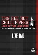 RED HOT CHILLI PIPERS LIVE AT THE LAKE DVD - NEW RELEASE 2014