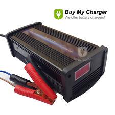 Automatic 36V/48V Volt 20A Lead Acid Negative Pulse Desulfation Battery Charger