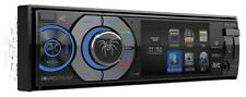 "Soundstream SDR-342B MP3/MP4/JPEG Player 3.4"" LCD Bluetooth USB SD Card Input"