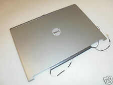 Dell Latitude D620 D630 D631 LCD Back Cover Lid No Hinges (05) JD104