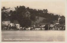 Postkarte - Passau / Ober- und Niederhaus mit Ilzstadt
