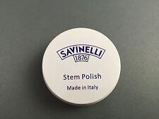 Savinelli Mundstück Politur für Pfeifen Mundstücke - Made in Italy -