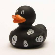 Rubber Duck Skull Rubber Duckie Rubber Ducky Badeente