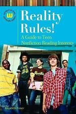 NEW - Reality Rules!: A Guide to Teen Nonfiction Reading Interests
