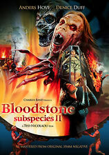 Subspecies 2 Bloodstone DVD - Variant Cover Limited 250 -signed by CHARLES BAND