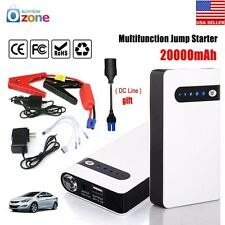 Minimax 20000mAh Car Jump Starter Portable Power Bank Vehicle Battery Charger